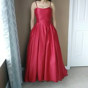 Dresses & Skirts - 1 Day SALE!!!! RED PROM DRESS